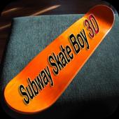Subway Skate Boy 3D 1.0