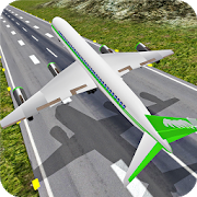 Airplane Fly 3D : Flight Plane 2.2