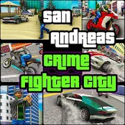 San Andreas Crime Fighter City 1.1.6