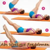 Abs workout For Women Steps 1.0