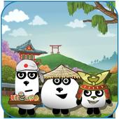 3 pandas adventure in japan 1.1
