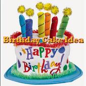Birthday Cake Idea 1.0