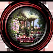 Flower Garden Gazebo Design 1.2
