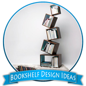 Bookshelf Design Ideas 1.0