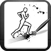 Runner Stick - Memory Painting 2.0