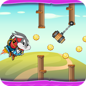 Bugs Flapy Bunny with Jetpack 1.3