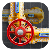 Pipes Puzzle Turbo 3.7