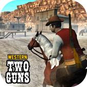 Western Two Guns Sandboxed Style 2018