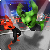 Superhero future fight: Infinity battle war games 1.0.0