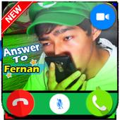 Fake Call Prank From Fernanfloo 2018 (Video Call) 2.0