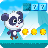 Super Panda Run AdventureGenius appsAdventure