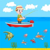 Catching Fish - Fishing Hook : Fishing Clash 1.1