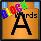 Block Words FREE - Kids Letter Matching Game 1.0