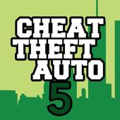 Cheats for GTA 5 (2016 Codes) 1.0