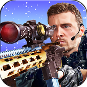 Sniper 3d gun shooting: Mountain Sniper Shooting 1.2