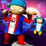 Human Gangs - Floppy Fight Falls 0.9