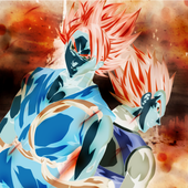 Dragon Z Super Saiyan Blue Warriors 1.3.0