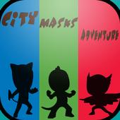City Masks Adventure 2.0