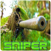 Sniper Shooting Jungle Strike