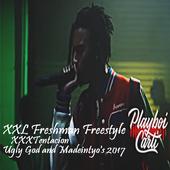 XXL Freshman Freestyle-Playboi Carti ,XXXTentacion 1.0