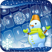 Cold Winter Keyboard Themes 1.0