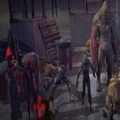 Resident Horror Zombie Game 1.9