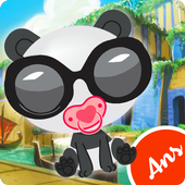 Little Panda : Match 3 Dream Town 1.0