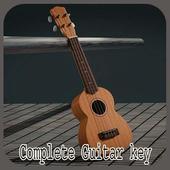 Complete Guitar key 1.0