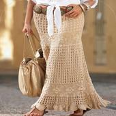 Crochet Pattern Skirt 1.0
