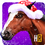 Customize Winter Racing Horse 3.0