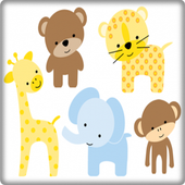 Cute Animal Baby Onet Game 1.0