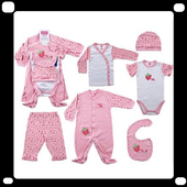 Cute Baby Clothes 1.0