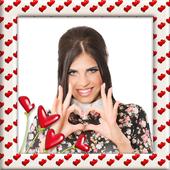 Cute Hearts Photo Frames 9.0