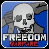 com.DELUCIATony.Freedomwarfarefree icon