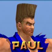 Paul Vs Spider Kung Fu : Best Fighting Games 1.1