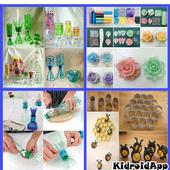 DIY Craft Plastic Bootles 1.1