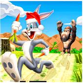 Bunny Dash Vs Hunted Jungle Runner 2019 1.0.10
