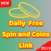 Daily Free Spin and Coins Link 2019 - spin coins 1 0 APK
