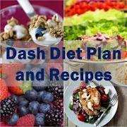 7 Day DASH DIET Plan and Recipes 1.0