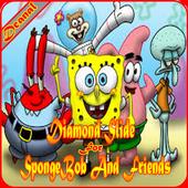 Diamond Slide For SpongeBob And Friends 1.0.0