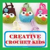 Creative Ideas Knitting Crochet Children Home 1.0