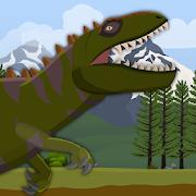 Hybrid Giganotosaurus: Mountain Rampage 0.5