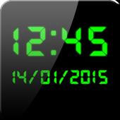 Digital Clock WidgetLocos AppsPersonalization