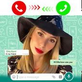 Simulator app chat fake Fake video