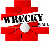 Wrecky Wall: New Arkanoid 1.0