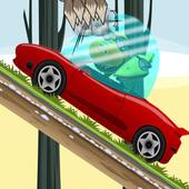 dinosaur racing in highway 1.2