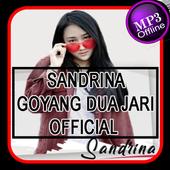 DJ GOYANG 2 JARI OFFICIAL SANDRINA Offline 1.3