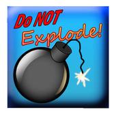 Do not explode
