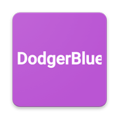 DodgerBlue Weather 1.0