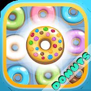 Sweet Donuts Crush Match 3 1.0